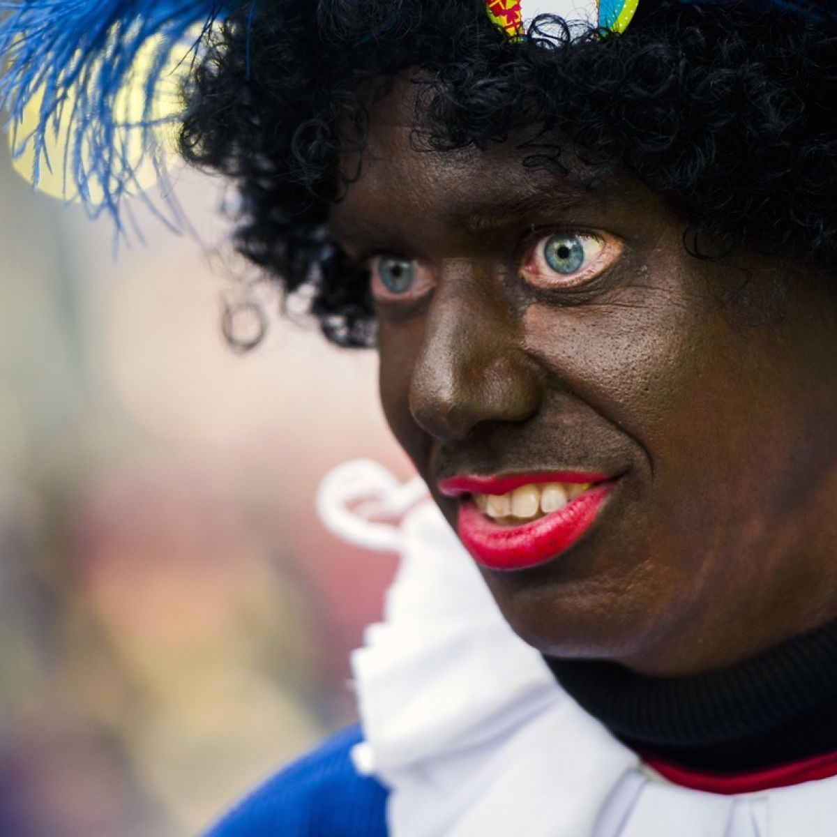 The Controversial Christmas Tradition Of Blackface In The Netherlands