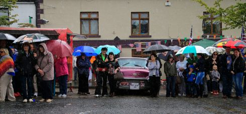 The Elvis Roots Festival in Hacketstown, Co. Carlow in July. Photograph Nick Bradshaw / The Irish Times