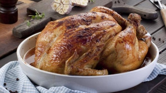 Carmel Somers shares her secrets to the best roast chicken
