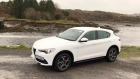 Our Test Drive: the Alfa Romeo Stelvio