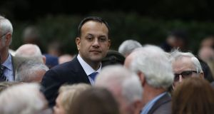 Taoiseach Leo Varadkar said  he would be 'loath to go down' the route of  interfering with religious groups. Photograph Nick Bradshaw