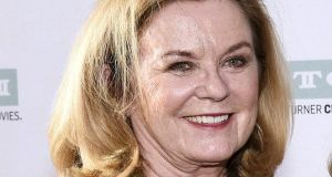 File image of Heather Menzies-Urich in Los Angeles, California, US, in 2015. File photograph: Kevork Djansezian/Reuters