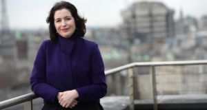 "Francesca McDonagh, chief executive, Bank of Ireland:  ""My focus is on rebuilding trust in Bank of Ireland."" Photograph: Dara Mac Dónaill / The Irish Times"