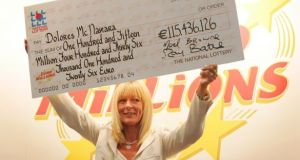 EuroMillions winner Dolores McNamara invested in Detroit property.