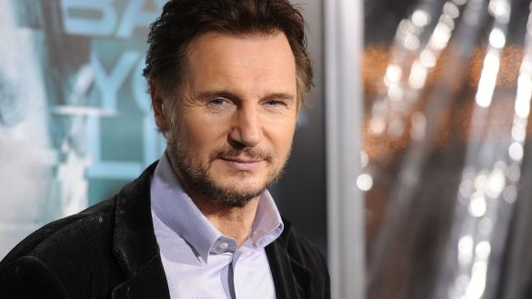 Liam Neeson was named the wealthiest Irish actor on the rich list.