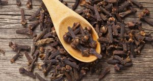Cloves, or specifically clove oil, has a local anaesthetic effect. Photograph: iStock