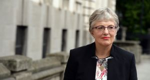 Minister for Children Katherine Zappone. Remaining faithful to the change-making qualities and instincts of her late wife Ann Louise Gilligan has been her main motivating factor. Photograph: Cyril Byrne