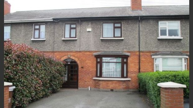 191 Crumlin Road, Crumlin, Dublin 12: sale exceeded asking price by 25 per cent
