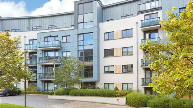 251 Wyckham Point, Dundrum, Dublin 16: sale exceeded asking price by 3 per cent