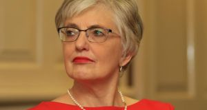 Minister for Children Katherine Zappone: 'We want to find ways of reparation and healing alongside the brilliant work being done by the commission.' Photograph: Nick Bradshaw