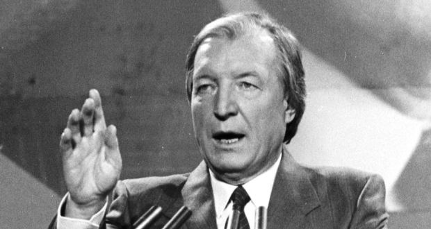 The UVF wrote to Charles Haughey claiming British intelligence had sought his execution. Photograph: Jack McManus