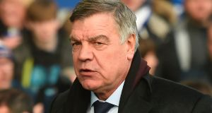 "Sam Allardyce: ""It's extremely depressing that a country of this magnitude . . . can allow so many food banks to be operating."" Photograph: Paul Ellis/AFP/Getty"