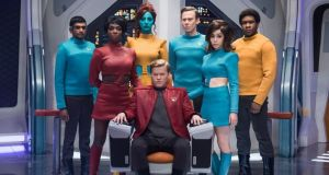 Now that many of its worries have come to pass – politics overrun by sniggering populism, invasive surveillance run amok, citizens ranked by social media – how is Black Mirror supposed to keep up?