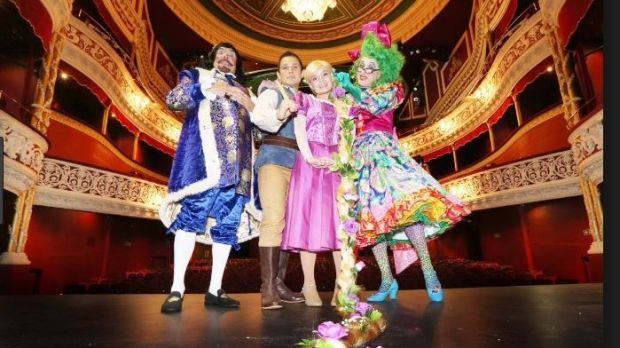 Let your hair down at 'Rapunzel' at the Gaiety Theatre in Dublin