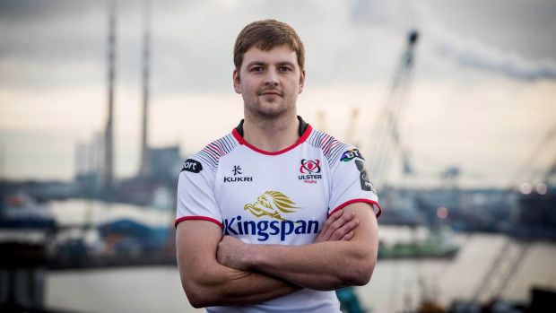 "Iain Henderson: ""To say what makes us different from other provinces is difficult to say,"" said Henderson. ""At Ulster we are quite proud of our values."" Photograph: Dan Sheridan/Inpho"