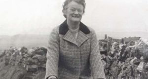 Hanna Greally: wrote courageously of her time in St Loman's psychiatric institution, Mullingar