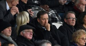 "Swansea chairman Huw Jenkins: ""My biggest regret is not getting Brendan back here at any cost."" Photograph: Stu Forster/Getty Images"