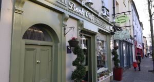 The Book Cafe in Gorey, Co Wexford. Photograph: Nick Bradshaw