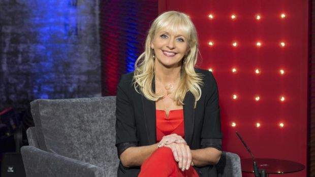 Miriam O'Callaghan: a potential presidential candidate? Photograph: RTÉ