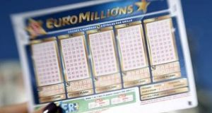 An Irish-based lottery player won almost €39 million in Friday night's EuroMillions draw.