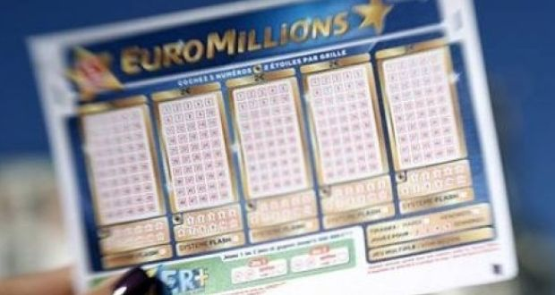 Is It You 39m Euromillions Ticket Sold In Ireland