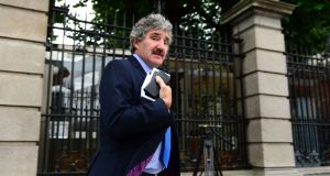 John Halligan has said the numbers on the waiting list are sufficient 'to warrant two labs running concurrently'. Photograph: Dara Mac Dónaill