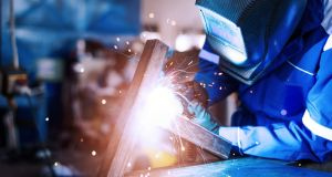 The rate of growth in new orders in the manufacturing sector was the highest on record. Photograph: iStock