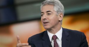 Bill Ackman, founder and chief executive  of Pershing Square Capital Management. Photographer: Scott Eells/Bloomberg