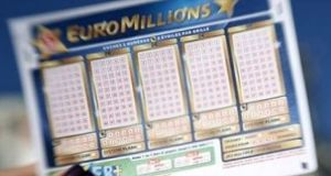 The winner of last week's near €40m EuroMillions jackpot bought their ticket in the Dublin area.
