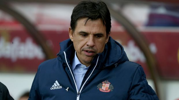 Chris Coleman recently took over at Sunderland. Photograph: Nigel Roddis/Getty