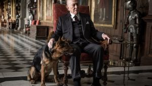 Christopher Plummer as J Paul Getty in All the Money in the World