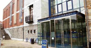 Chester Beatty Library in Dublin Castle