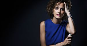 French-Moroccan writer Leïla Slimani: Not since The Hand that Rocks the Cradle has someone showcased so effectively the power a nanny can have within a family. Photograph: Joel Saget/AFP/Getty Images