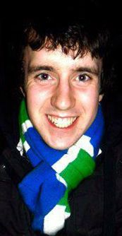 Andrew Dolan from Carrick-on-Shannon, who died on New Year's Day 2012 after being assaulted randomly in Mullingar on December 23rd
