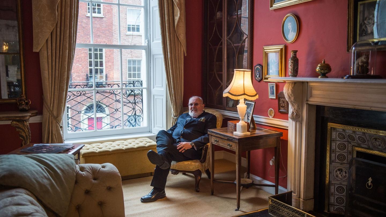 Celebrity Home of the Year: David Norris's restored Georgian