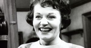 Doreen Keogh:  played Rover's Return barmaid Concepta Hewitt in Coronation Street, and also coached Barbra Streisand in how to speak with a cockney accent