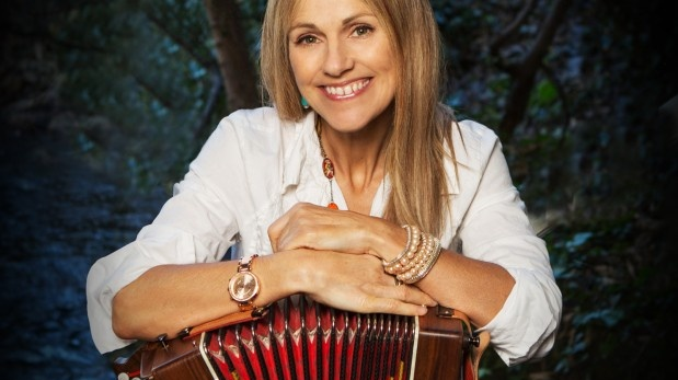 Clare accordion player Sharon Shannon begins her two-night visit at The Dock in Carrick on Shannon