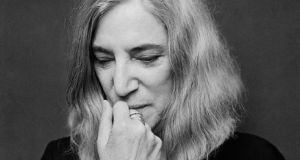 The prospect of seeing Patti Smith in concert is making one of our readers happy