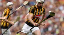 Michael Fennelly: on his best days the Ballyhale man was a force of nature on a great Kilkenny team. Photograph: Ryan Byrne/Inpho