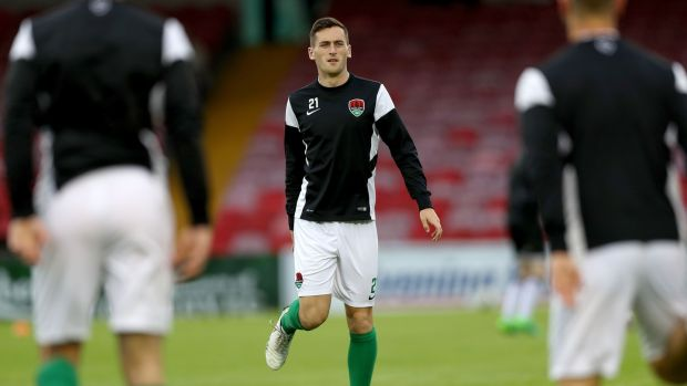 Cork City's Conor McCarthy could make a big impact in 2018.