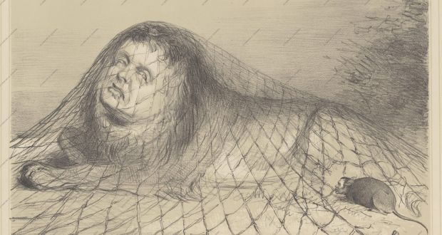 Drawn To Satire An Irishman S Diary On Artist John Doyle