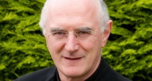 Msgr Dermot Pius Farrell (64), has been appointed the new Roman Catholic Bishop of Ossory. File photograph: Catholic Communications Office