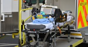 Even if several hundred additional acute hospital beds could be conjured up next week, the problem of securing sufficient staff to operate them would remain. Photograph: Alan Betson