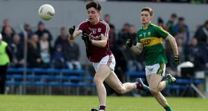 Seán Kelly got the decisive score for Galway. File Photograph: Inpho