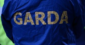 Gardaí are following a definite line of inquiry following an attack on a Hutch family member. Photograph: The Irish Times