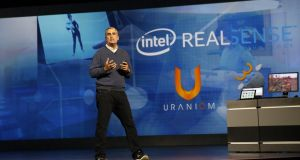 Brian Krzanich, chief executive officer of Intel.