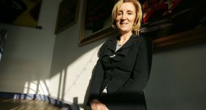 Mary Ann O'Brien, founder of lily O'Brien's. Photograph: Aidan Crawley