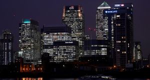 Theresa May is braced for a possible French raid on Britain's £8tn asset management industry, amid fears the sector might be the most exposed part of the City after Brexit