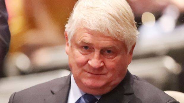 INM shareholder Denis O'Brien's stake is down by about €15 million. Photograph: Niall Carson/PA Wire