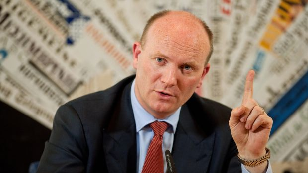 Declan Ganley's Rivada Networks lost out on business from New Hampshire. Photograph: Andreas Solaro/AFP/Getty Images